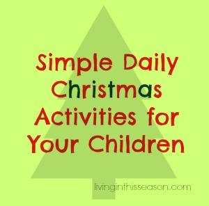 simpledailyactivities